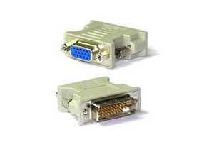 Adapter DVI-DSUB