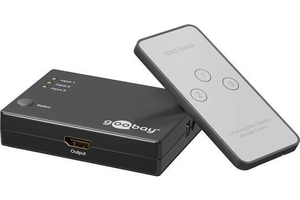 Adapter HDMI Switch 3port