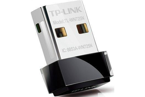 Ethernet TPLINK WN725N 150MB Wi-Fi USB mini
