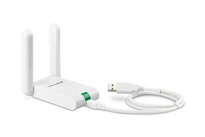 Ethernet TPLINK WN822N 300MB Wi-Fi USB