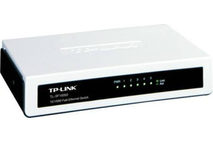 Ethernet Switch 10/100 5port TPLINK
